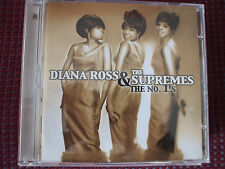 Diana Ross & The Supremes - The No.1's CD.Disc Is In Excellent Condition.