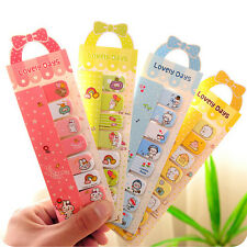 Cute Animal Sticker Bookmark Marker Memo Flags Index Tab Sticky Notes EF