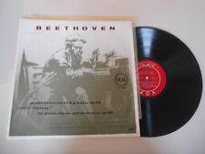 LP Klassik Beethoven - Piano Concerto Nr4 VOX South Africa Wuehrer