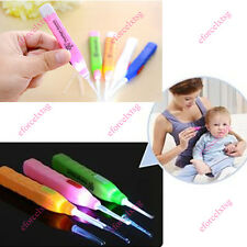 LED Flashlight Ear Pick Ear Wax Remover Curette Cleaner EarPick Tool Health Care