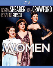 The Women (Blu-ray Disc, 2014) Joan Crawford, Norma Shearer  BRAND  NEW