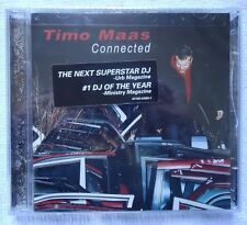 Connected [Kinetic] by Timo Maas (CD, May-2001, 2 Discs, Kinetic (USA))