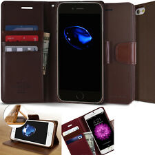 Practical Flip Wallet Leather Clasp Flip Case Cover For iPhone 7/Galaxy S8 / V20
