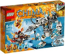 LEGO Chima 70223 - Icebite's Claw Driller