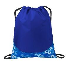 NEW Backpacks Drawstring Totes School Gym Sports SEVEN COLORS, READ DETAILS