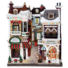Lemax Village Collection Christmas Village Buildings Great for O Scale Layouts!