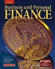 Business and Personal Finance by William B. Hoyt, Robert J. Hughes, Glencoe...