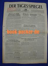 DER TAGESSPIEGEL 23.3.1974: Bundestag beschließt: Mit 18 Jahren volljährig