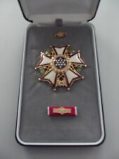 *(A19-014) LEGION OF MERIT Chife COMMANDER ! SUPER SELTEN ! im Etui