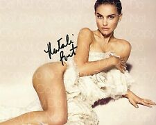 Natalie Portman signed sexy hot nude 8X10 photo picture poster autograph RP 2