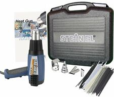 Steinel 34854 Plastic Welding Kit, Includes HL 2010 E Heat Gun