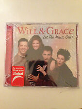 Will & Grace: Let the Music Out - Original Soundtrack (CD, Sep-2004,)See Picture