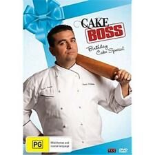 Cake Boss - Birthday Cake Special (DVD, 2013) New - Region 4