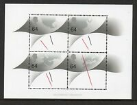 GB 1999 Millennium Timekeeper unmounted mint mini / miniature sheet MNH m/s