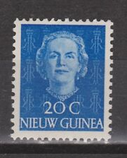 Indonesia Nederlands Nieuw New Guinea 11 MNH 1950 Juliana