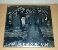 VENOM - In Memorium 2x LP FOC 1991 RAR # Bathory Hellhammer Sodom Celtic Frost