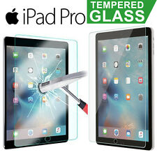 Apple iPad Pro Premium Quality Tempered Glass Protector Film Screen Protection