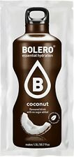 Bolero Sugar Free Drink 6 Sachets - Coconut, Stevia, Diabetic, Low Carb