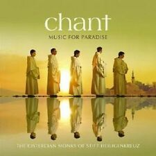 CHANT - MUSIC FOR PARADISE CD 29 TRACKS NEUWARE