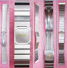 longines cinturino orologio bracelet strap band watch s steel buckle spare part