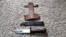Romanian Bayonet with Scabbard and Frog - Matching Numbers - Free Shipping