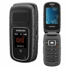 Samsung Rugby III SGH-A997 Black (AT&T) unlocked Cell Phone,Flip,GSM,2'',256MB