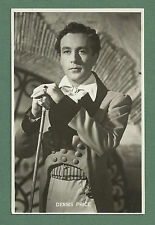 C1949 RP POSTCARD DENNIS PRICE IN THE BAD LORD BYRON