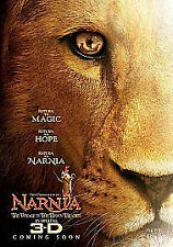 The Chronicles Of Narnia - The Voyage Of The Dawn Treader (DVD, 2011)