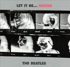 THE BEATLES Let It Be... Naked 2CD BRAND NEW