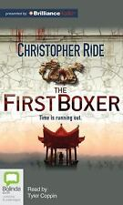 The First Boxer by Christopher Ride (2012, CD, Unabridged)