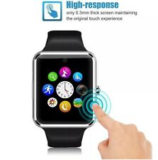 BNIB LATEST TOUCH SCREEN SMART FITNESS WATCH GIFT CONNECT TO APPLE ANDRIOD