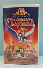 Babes in Toyland  (VHS 1997 Clam) MGM/ UA Family Entertainment