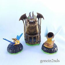 Skylanders Magic Item Spyro's Adventure DRAGONS PEAK ADVENTURE SET + Giants