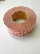 3M High Performance Double Sided Tape 50mm x 50 metres Double Coated 9088PL