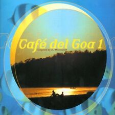 CAFE DEL GOA =Moonchild= Klangstrahler/Neuwerk...= DOWNTEMPO AMBIENT DELUXE !!