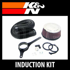 K&N 57i Performance Air Induction Kit 57-0356 - K and N High Flow Original Part