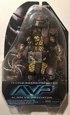 "TEMPLE GUARD PREDATOR AVP NECA Series 15 Alien VS Predator 2016 7"" Inch FIGURE"