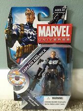 "Marvel Universe Steve Rogers Captain America 3 3/4"" Cheap Worldwide Shipping"