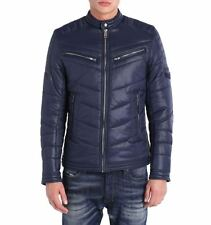 DIESEL JURVI NAVY JACKET SIZE L 100% AUTHENTIC