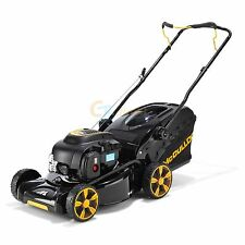 McCULLOCH Gasoline Lawnmower Hand Lawn Mower M46-125 MADE BY HUSQVARNA GARDENA