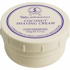 Taylor of Old Bond Street Coconut Shaving Cream Bowl