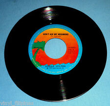 "PHILIPPINES:SHEILA HYLTON - Don't Ask My Neighbors,7"" 45 RPM,RARE,Reggae,SKA"
