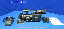 Panasonic AG-HPX170 Handheld P2 Camcorder w/ 168 hrs, access, 32GB A Series P2