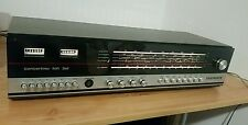 HUGE SERVICED TELEFUNKEN CONCERTINO HIFI 301 RADIO TUNER AND AMPLIFIER EX COND