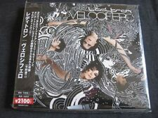 LADYTRON, Velocifers, JAPAN CD + Obi, VSO 0042, 1st pressing, as new