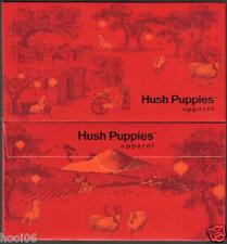 Hush Puppies Apparel 2015 CNY Goat Ram 2 pcs Mint Red Packet Ang Pow