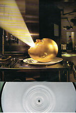 MARS VOLTA - DE-LOUSED IN THE COMATORIUM (GSL75) ORIGINAL SILVER VINYL DOUBLE LP