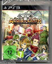 "Aegis of earth protonovus assault ""new & sealed 'free p&p * ps 3 *"