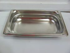 Vollrath Super Pan 3 90452 1/4 Size Anti-Jam Stainless Steam Table Pan