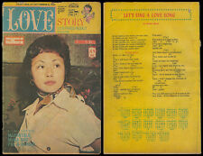 1977 Philippine LOVE STORY KOMIKS MAGASIN Vilma Santos #311 Comics